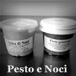 Pesto e salsa di noci
